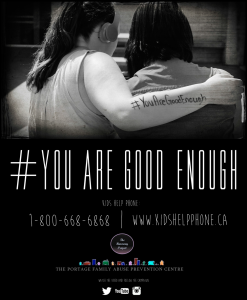 YouAreGoodEnoughPoster